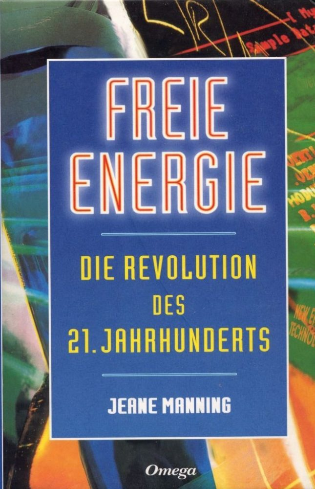 German edition The Coming Energy Revolution